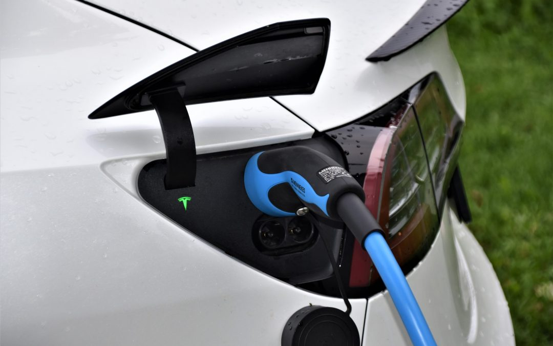 Benefit-in-kind charge on electric vans